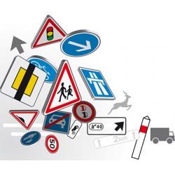 10 Codes de la route en ligne pour auto-école