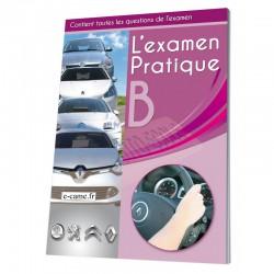 Livre d'examen pratique au permis de conduire