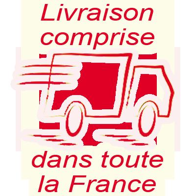 Livraison Incluse sur e-came.fr