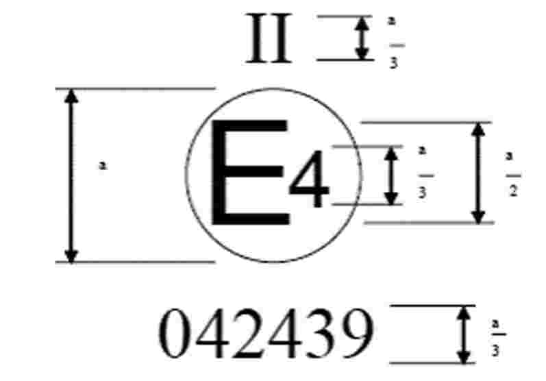 kit retrovision intérieur exterieur homologue E4