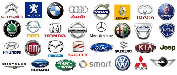 marques constructeurs automobiles double commande